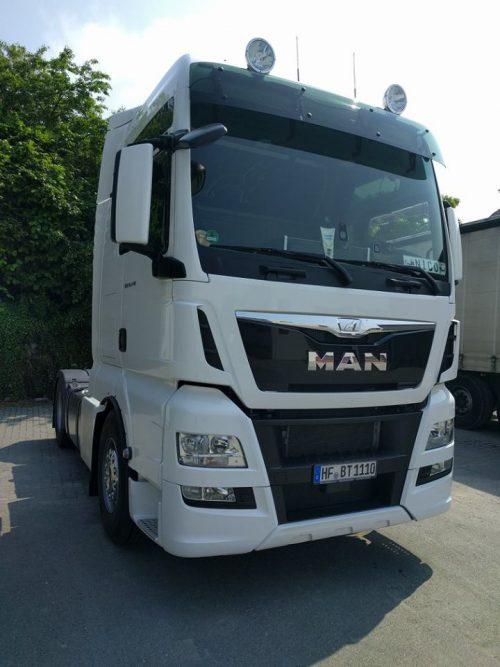 MAN TGX 18-440 |LKW Fuhrpark BTS Spedition Löhne
